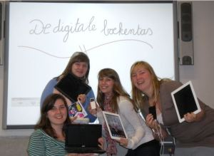 De digitale boekentas de 4 juffen