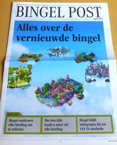 Bingel Post April 2014