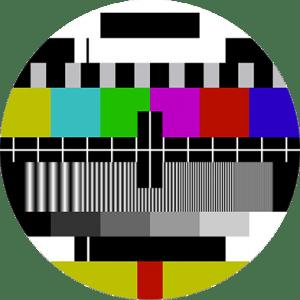 testbeeld - kreeg je vroeger op je televisiescherm als er niets werd uitgezonden